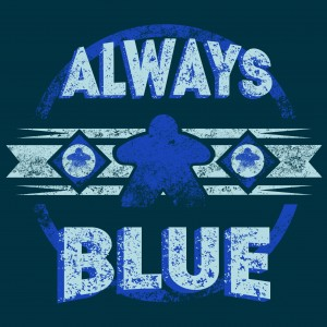 Always Blue T-shirt