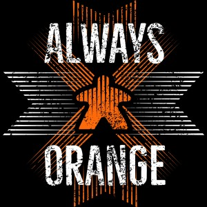 Always Orange T-shirt
