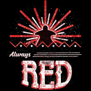 Always Red T-shirt