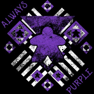 Always Purple T-shirt