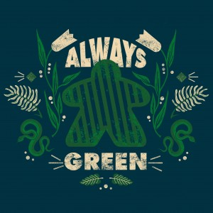 Always Green T-shirt