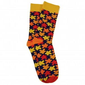 Socks - Autumn Meeples